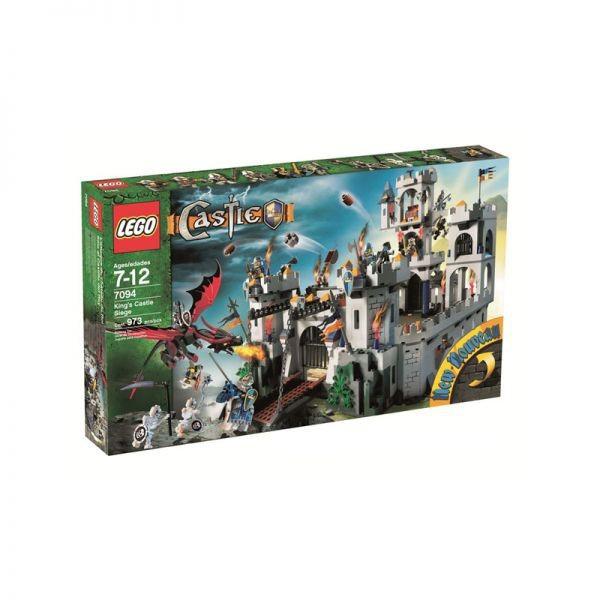 Jual Lego Castle Kings Castle Siege 7094 Dki Jakarta