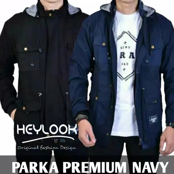 450 Koleksi Jaket Parka Model Sekarang HD