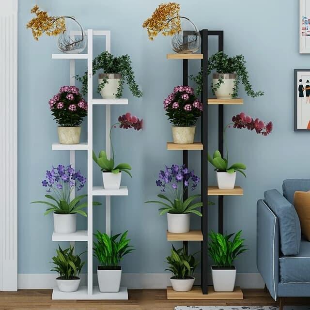 Jual Rak Bunga Minimalis Untuk Ruang Tamu Kota Medan Maher Aneka Teknik Tokopedia