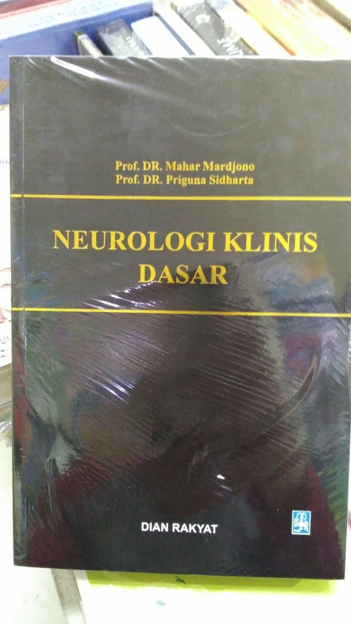 Buku neurologi klinis dasar.