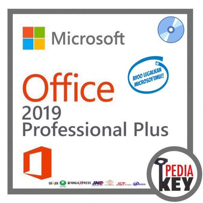 office 2019 pro plus license key