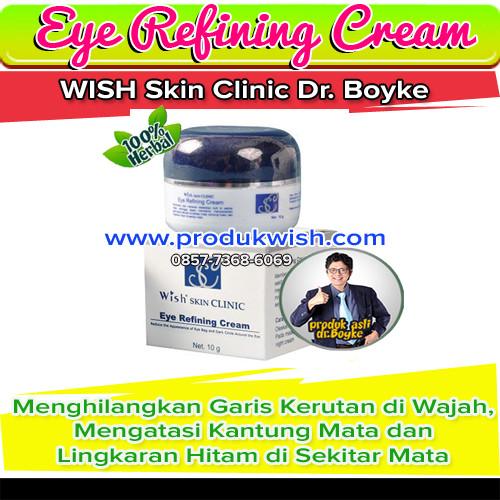 Eye Refining Cream - Krim Mata Produk Wish Dr Boyke