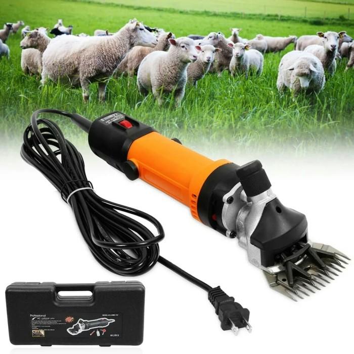 Jual Alat Cukur Bulu Domba Electric Sheep Shearing Clipper - Alat ... 87a9dd0b86