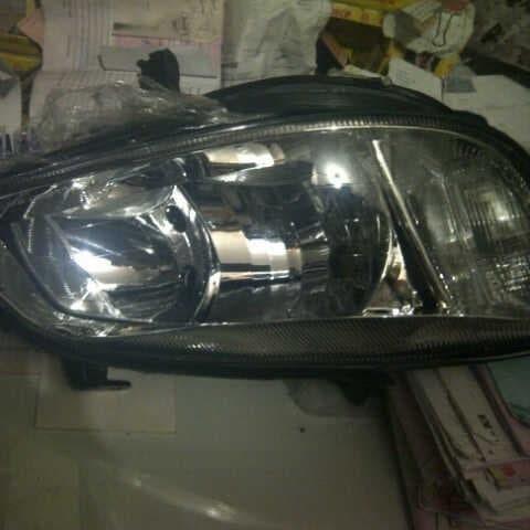 Jual Head Lamp Chevrolet Zafira Headlamp Lampu Depan Zafira Set