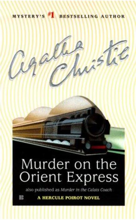 Agatha Christie-Murder on the Orient Express_ A Hercule Poirot Mystery