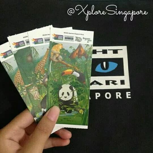 Jual Night Safari Singapore Tiket Dewasa Dki Jakarta Xplore Singapore Tokopedia
