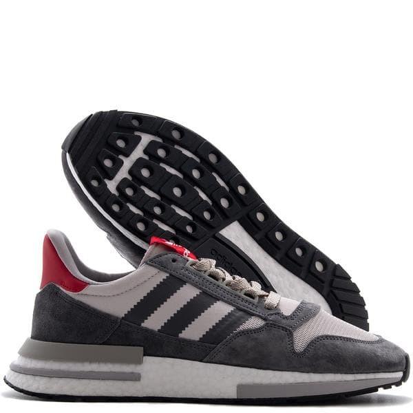 ed221d1b35393 Jual running shoes adidas ZX 500 RM   Grey Four - Kota Bandung ...