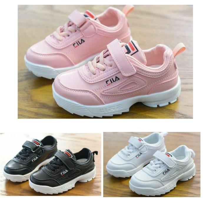 Jual Sepatu Anak Fashion Import Kids Shoes Murah Sepatu Anak