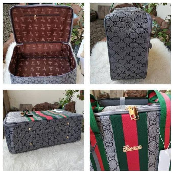 Jual Terbaik Dan Terlaris Tas Wanita Fashion Branded Travel Gc Gucci ... a72ea74070