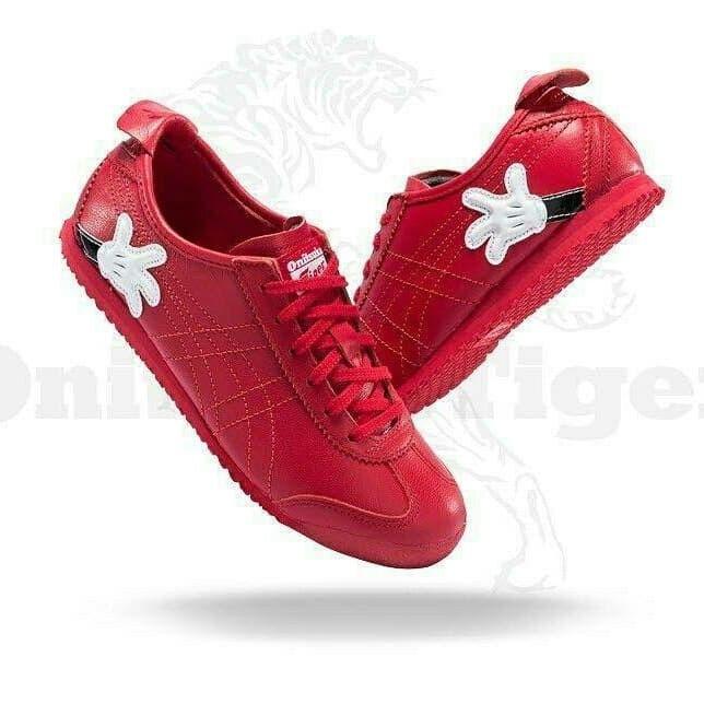 big sale 87573 33874 Jual Asics Onitsuka Tiger Mexico 66 Mickey Mouse - Jakarta Selatan -  jual-sepatu | Tokopedia