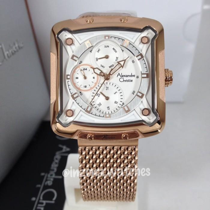 Jual Jam Tangan Alexandre Christie Wanita 3030 Rose Gold Jakarta Pusat Inzona Watches Tokopedia