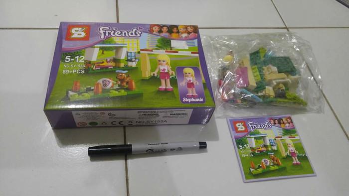 Jual Lego Friends Kw Sy155a Jrshop Mainan Sekend Tokopedia
