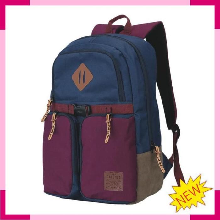 Jual Catenzo Tas Ransel Laptop   Backpack Casual Unisex Pria Wanita ... d52effa02d