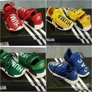 the best attitude b6dda 76364 Jual [Shoes Shoe] Adidas nmd human race kids - DKI Jakarta - shoes shoe |  Tokopedia
