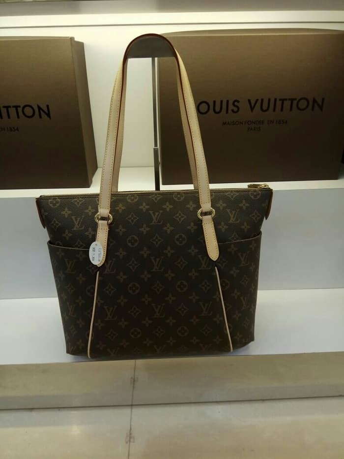 353a90a38304 Jual TAS LOUIS VUITTON TOTALLY BAG KODE 56689 - Replika Merk