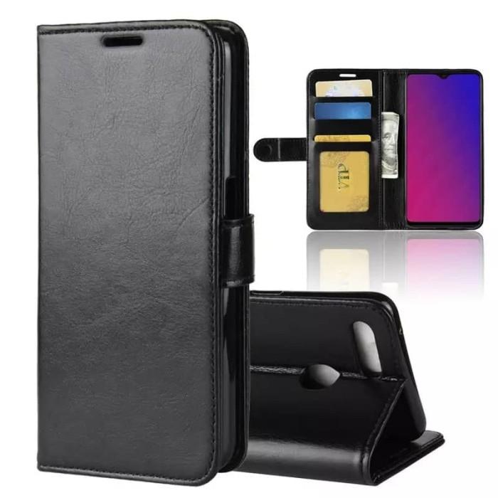 promo code 103bb baf26 Jual Flip Cover Leather Oppo F9 Flip Case Flip Wallet Kulit Case F9 Pro -  Kota Bekasi - Kedai ACC | Tokopedia