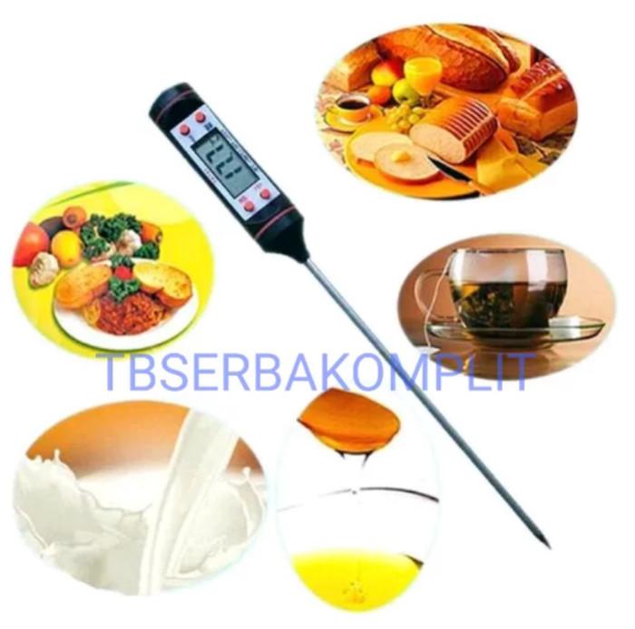 harga Tp-101 termometer makanan air obat barbeque range -50 to 300 derajat Tokopedia.com