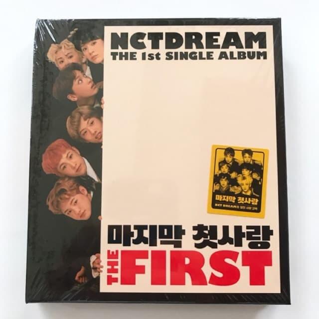 harga Nct dream - single album vol.1 [the first] Tokopedia.com