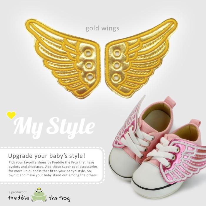harga Prewalker - sepatu bayi | freddie the frog | my style wings series