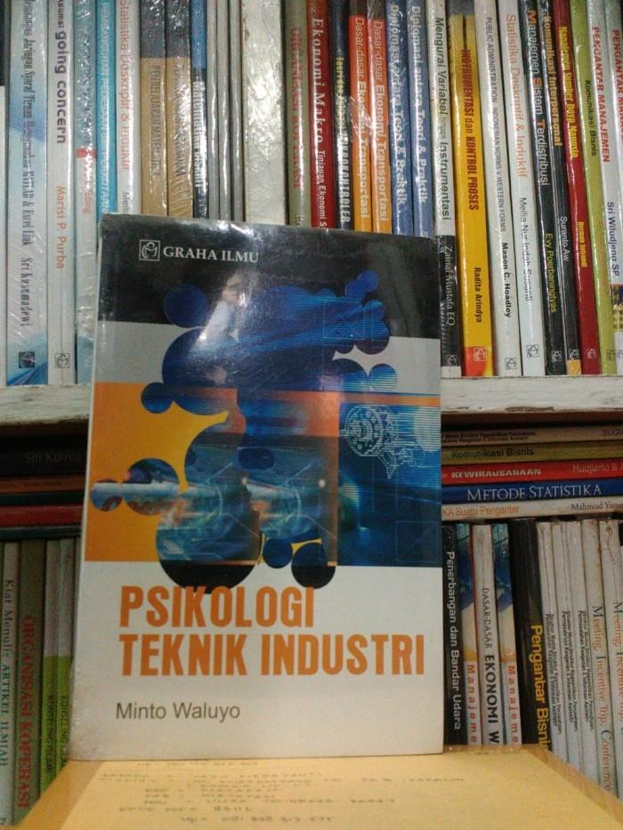 Psikologi Teknik Industri B15 S1855