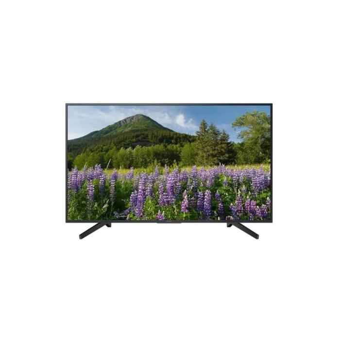 harga Sony - 55  uhd 4k hdr smart tv kd-55x7000f Tokopedia.com