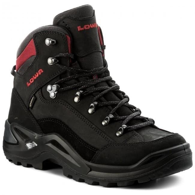 harga Sepatu gunung hiking lowa renegade gtx mid original goretex vibram Tokopedia.com