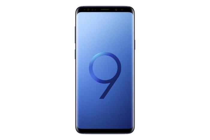 Samsung galaxy s9+ (sm-g965) - hitam