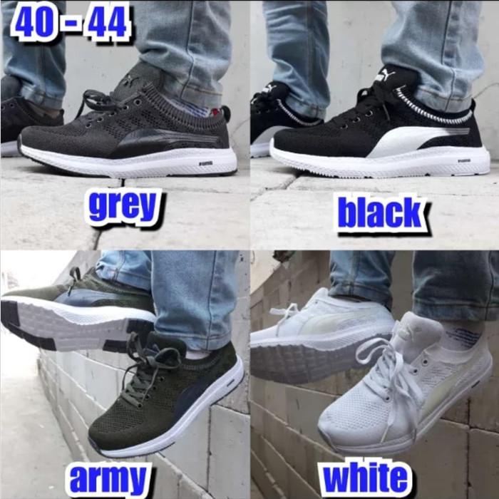 Sepatu sneakers pria puma terbaru