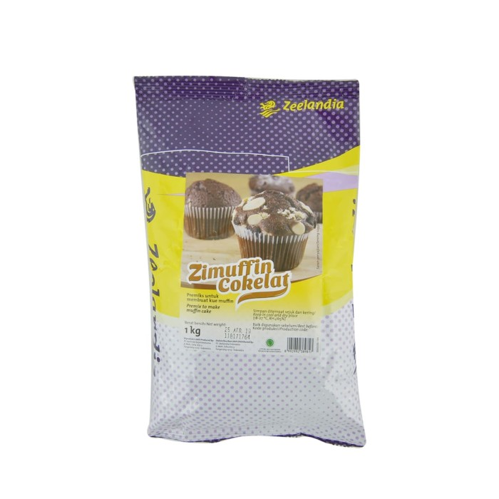 Foto Produk ZIMUFFIN CHOCOLATE 1 KG dari TitanBaking
