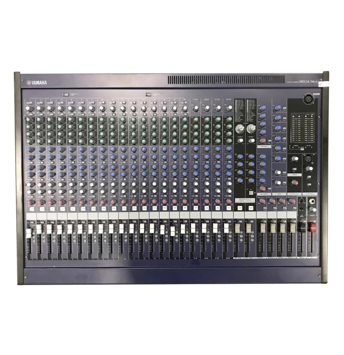 harga Mixer yamaha mg 24/14 fx Tokopedia.com