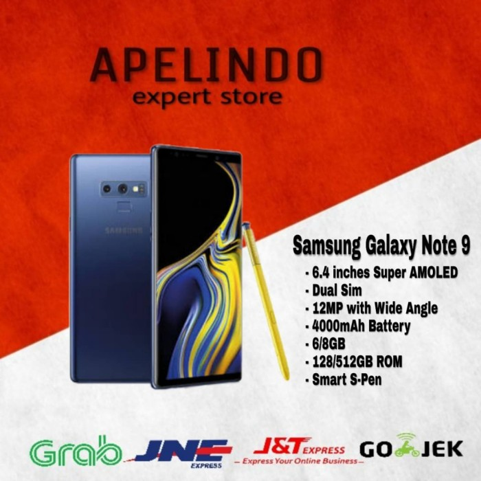 Ready Stock Samsung Galaxy Note 9 512 Gb