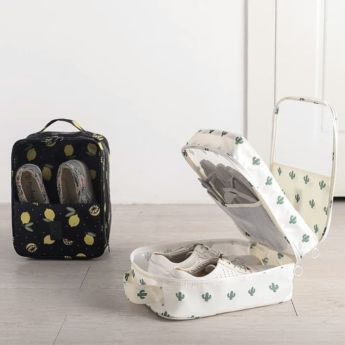Tas Travel Sepatu Olahraga Anti Basah Serbaguna/ Travel Bag Organizer