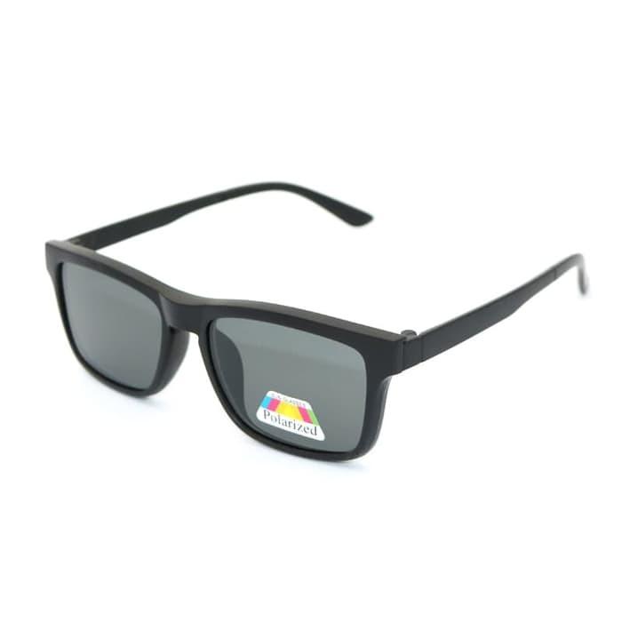 Jual Kacamata   Sunglass Pria Rb Clip On 5 Lensa 2202 Super - Si ... 4023b04de2