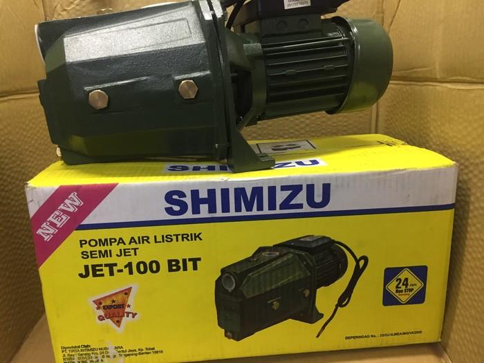 Jual MESIN POMPA AIR BERKUALITAS semi jet pump shimizu jet ...