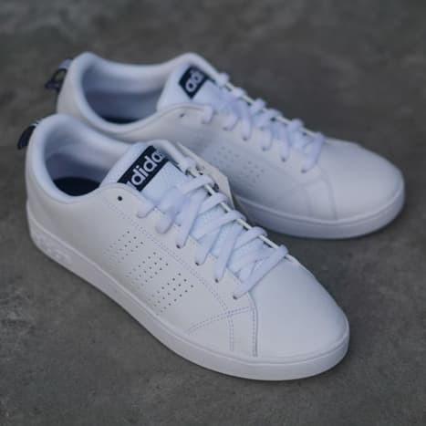 Jual ORIGINAL BNWB Sepatu Adidas Neo Advantage White Navy - Kota Bekasi -  DWR Footwear | Tokopedia