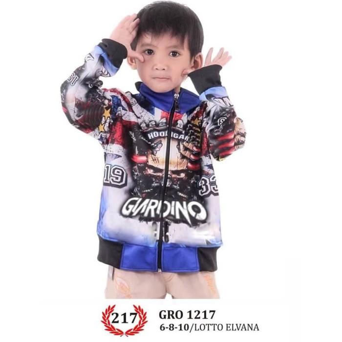 Jual JAKET SWEATER ANAK LAKI-LAKI PRINTING GIARDINO DISTRO GRO 1218 ... afe82c9034
