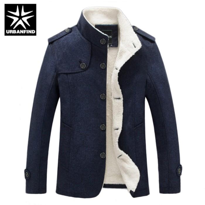 Jual New Urbanfind Winter Men Jacket Fashion Clothes Plus Size M4xl Kota Bekasi Almira Skincare Tokopedia
