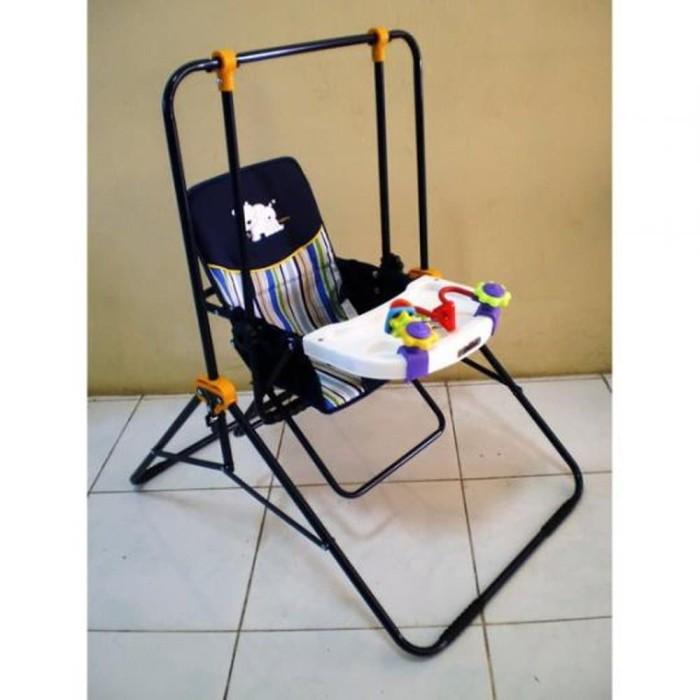 SUPER PROMO Pliko Swing 202 Baby Swing Pliko PK 202 Ayunan Bayi Pliko