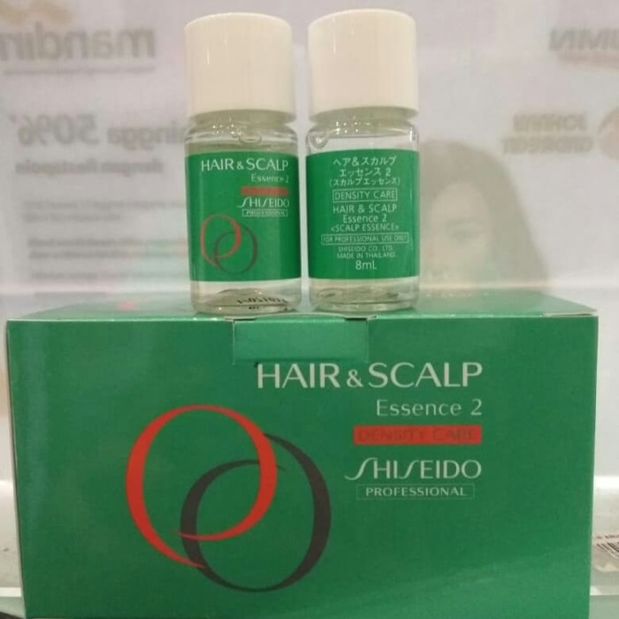 Foto Produk shiseido hair & scalp essence 2 density care dari s yuri