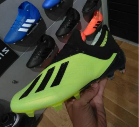 check out 210e2 32b08 Jual Sepatu Bola Adidas X18.1 FG Original BNIB - DKI Jakarta - RNP Sports    Tokopedia