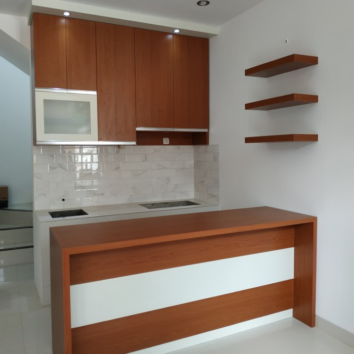 Jual Kitchen Set Minimalis Murah Kota Bekasi Studio Kitchen