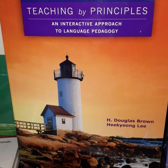 harga Teaching by principles: an interactive approach to language pedagogy Tokopedia.com