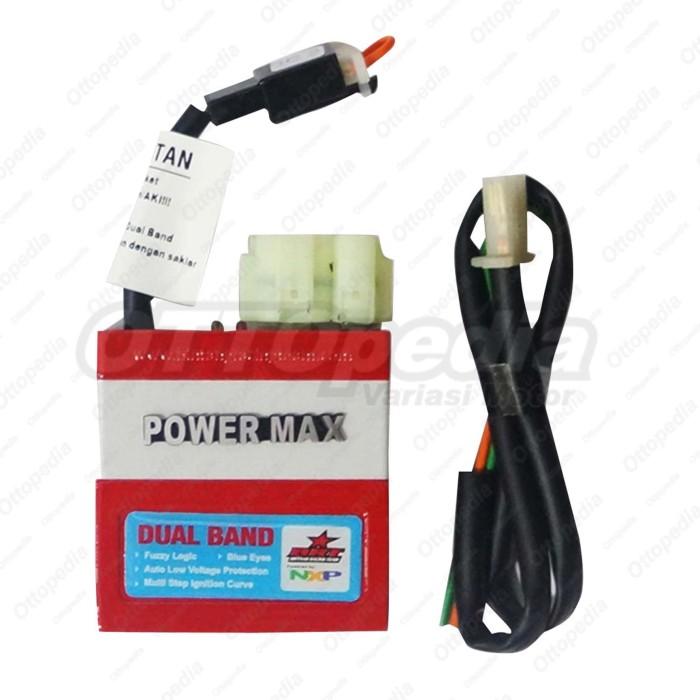 harga Cdi racing brt shogun r 125 power max dual band Tokopedia.com