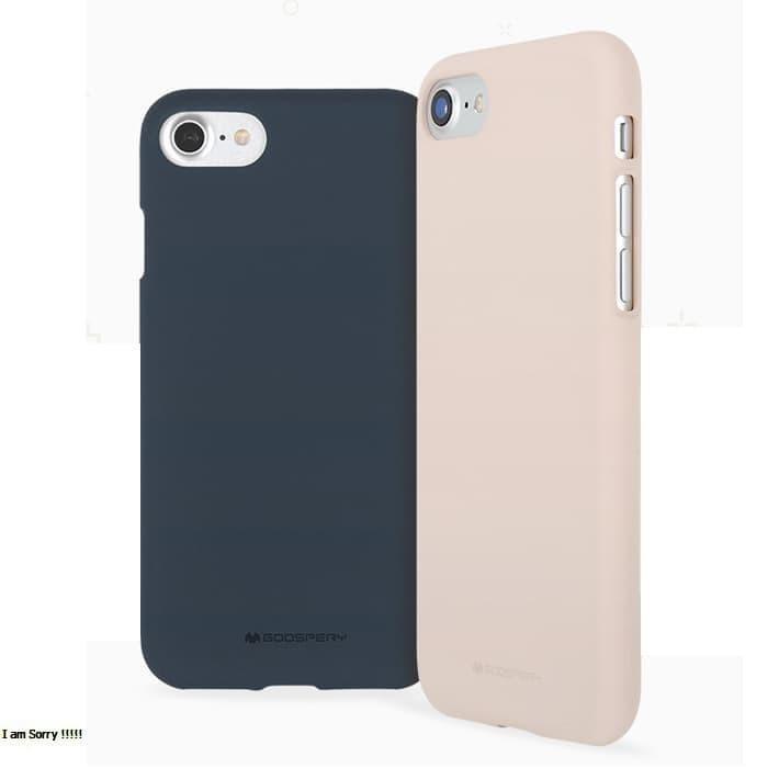 finest selection 0b256 fa5d8 Jual Mercury Goospery Soft Feeling Case for Apple iPhone 6/6S - Pink Sand -  Kota Tangerang - Sedayu Shop | Tokopedia