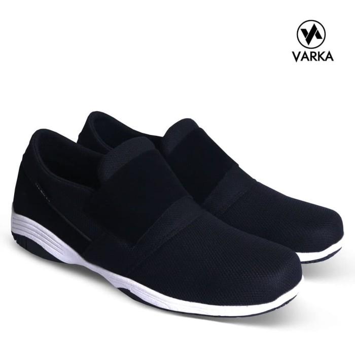 Sepatu Sneakers Pria Varka V 082 Sepatu Kets Kasual Pria Sepatu Santai