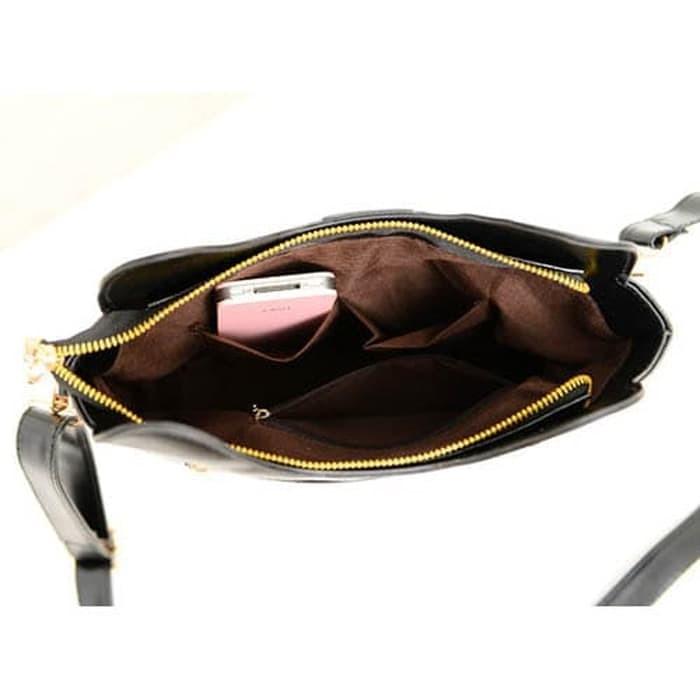 Dijual tas selempang wanita messenger cewek dog sling bag wome Diskon
