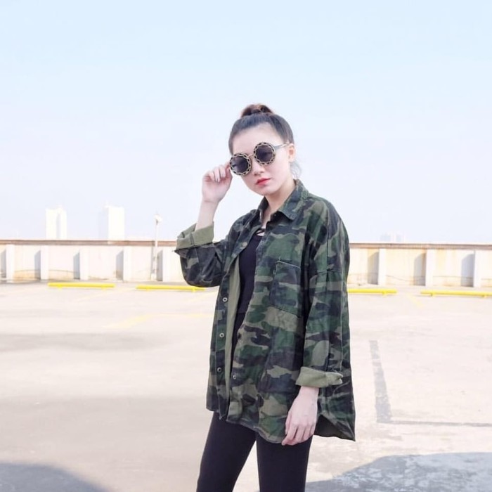 Outer Army jaket army luaran best seller all size
