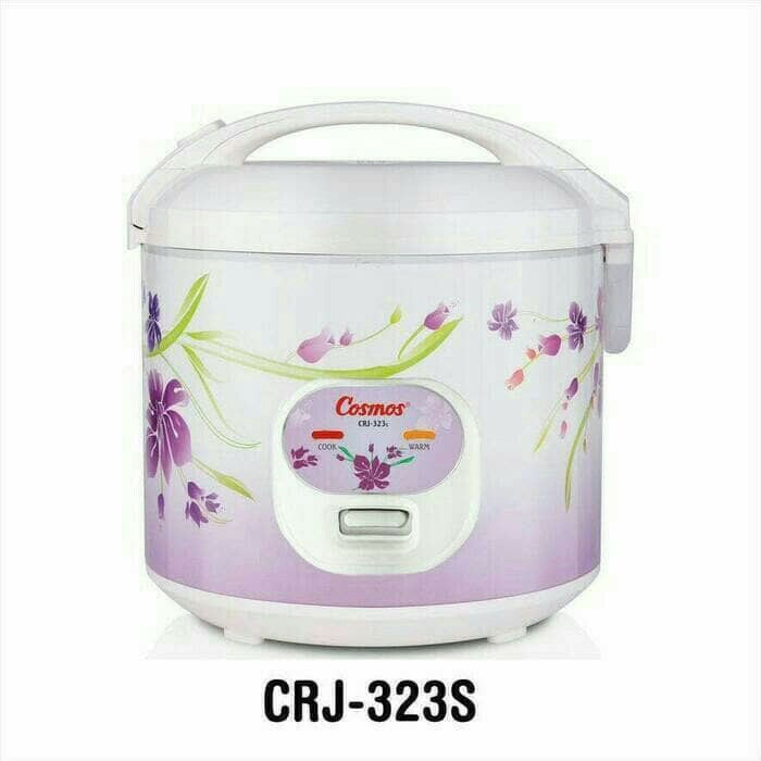 Foto Produk Magic Com Rice Cooker Cosmos CRJ 323 S 1.8 liter Murah Surabaya dari Grand Story
