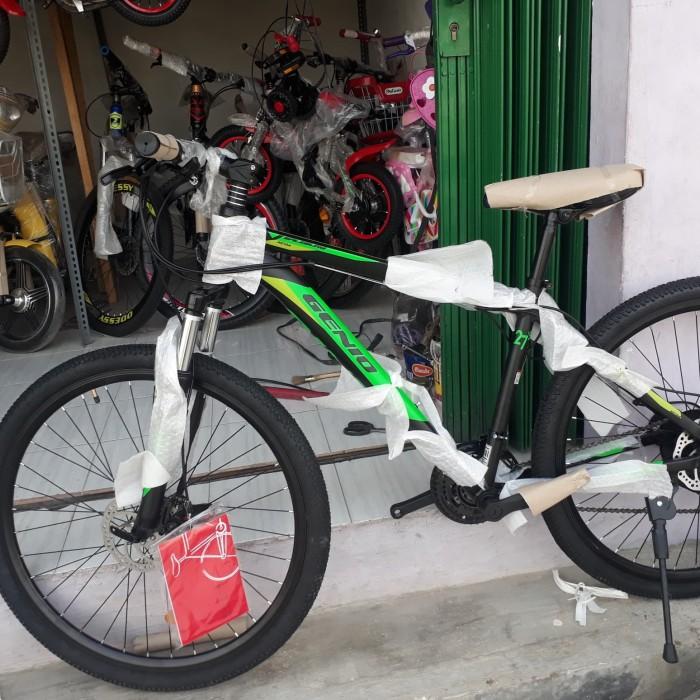 harga Sepeda gunung genio salzburg xc 04 uk 27.5 alloy Tokopedia.com