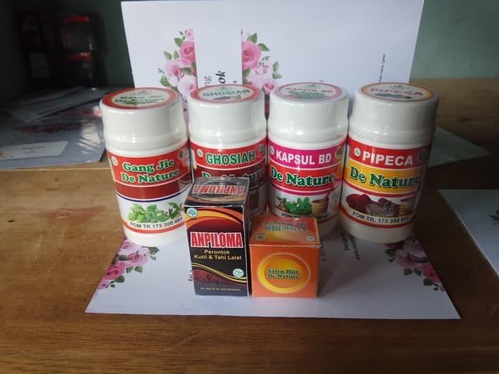 Foto Produk Obat Kutil di Anus / Duburdan Kutil Disekitar Kelamin Herbal De Nature dari Obat Herbal shoop